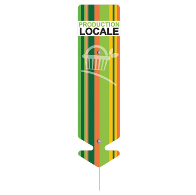 Flèche production locale