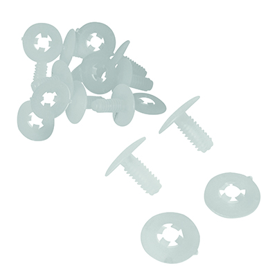 Clips d'assemblage pour plaques alvéolaires