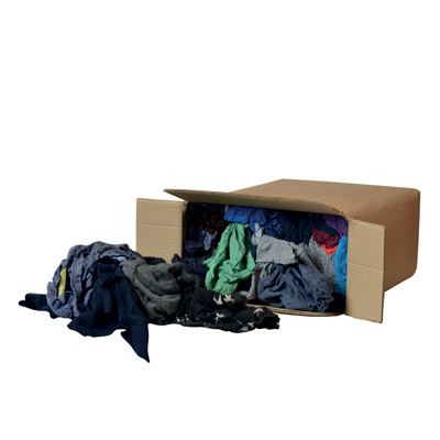 Chiffons à base de textile recyclé