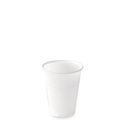 Gobelets en plastique