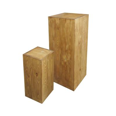 Cube de présentation