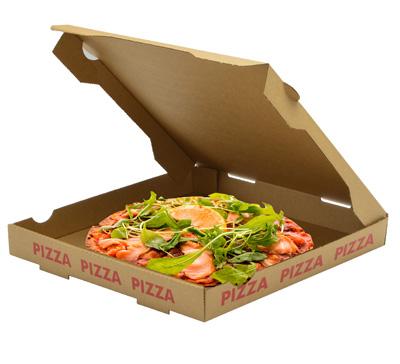Boîtes à Pizza