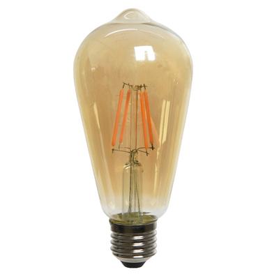 Ampoule LED filament E27 Edison 4 watts