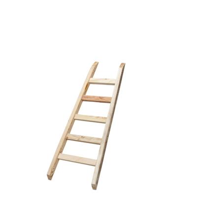 Déco échelle bois