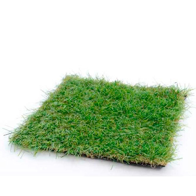 Carré d'herbe artificiel