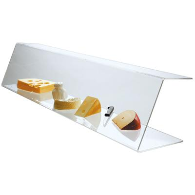 Vitrine de protection plexi for Vitrine plastique transparent