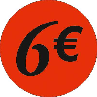 Gomettes adhésives 6€
