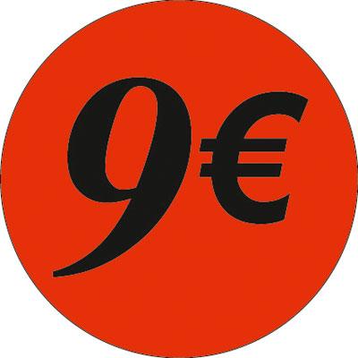 Gomettes adhésives 9€