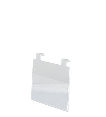 Porte affiche horizontal