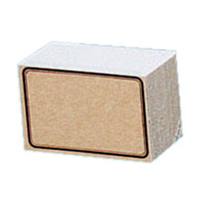 Étiquettes carton 1 face