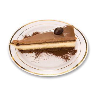 Assiettes à dessert Liseré Or