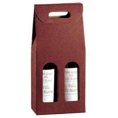 Boîtages 2 bouteilles carton