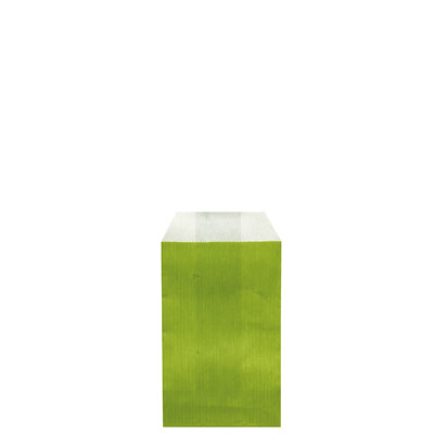 pochette cadeau kraft verg vert anis 7 x 13 5 cm pqt de 250 rouxel. Black Bedroom Furniture Sets. Home Design Ideas