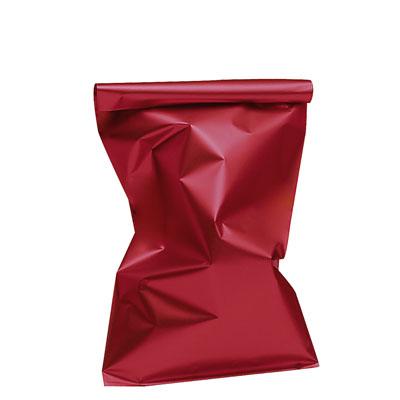 Pochettes cadeaux polypro métallisées