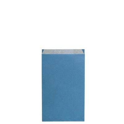 pochette cadeau kraft verg bleu turquoise 12 4 5 x 21 cm pqt de 250 rouxel. Black Bedroom Furniture Sets. Home Design Ideas