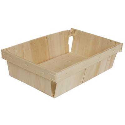 Cagettes bois déroulé