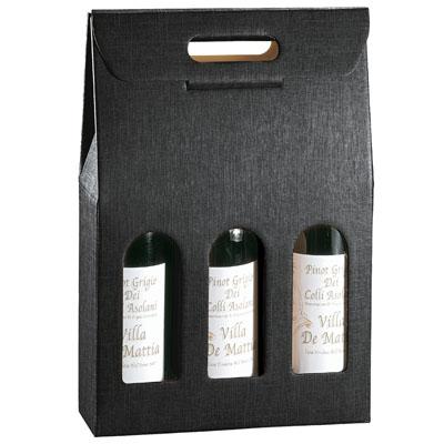 Boîtages 3 bouteilles