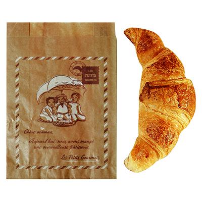 Sacs 1 croissant / viennoiserie