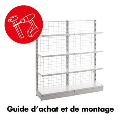 Guide de montage Gondolfil Pas 25 mm