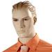 Mannequin homme, cheveux sculptés blond