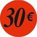 Gommettes adhésives 30€
