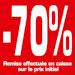 Affiche -70%