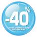 Etiquettes à trou rondes -40%