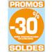 Sticker Promos - Soldes -30%