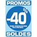 Sticker Promos - Soldes -40%
