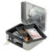 Caisse à monnaie 3 cases