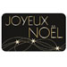 Étiquettes cadeaux adhésives Joyeux Noël