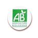 Étiquettes adhésives Agriculture biologique