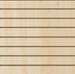 Panneaux rainurés Érable, entraxe 15 cm