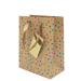 Sacs pelliculés mats à poignées ruban