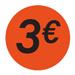 Gommettes adhésives 3€