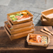 Boîte pour salades ou plats à emporter