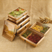 Boîtes pour salades ou plats à emporter