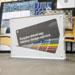 Bloc acrylique porte-affiche aimanté