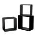 Cubes de présentation