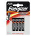 Piles alcalines LR03 AAA Energizer power