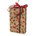 Papier cadeau de Noël Moufles
