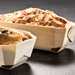 Barquettes de cuisson bois + papier cuisson