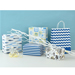 Papier cadeau Sardines