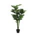 Philodendron artificiel en pot