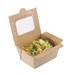 Lunchbox avec fenêtre