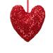 Coeur tissu à suspendre
