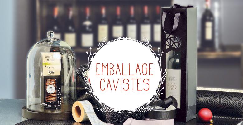 Emballage Cavistes
