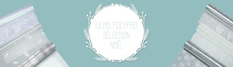 Films polypro sélection de Noël