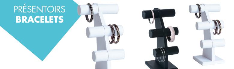 Présentoirs bracelets