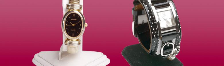 Présentoirs montres